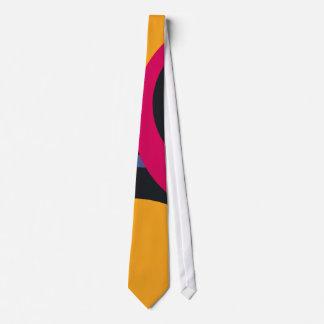 Retro Fifties Abstract Art Tie