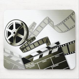Retro Film Frames Mouse Pad