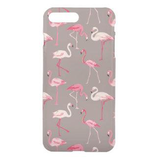 Retro Flamingos iPhone 8 Plus/7 Plus Case