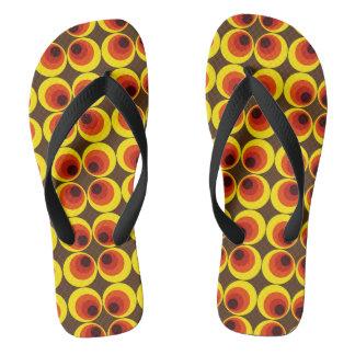 Retro Flip Flops