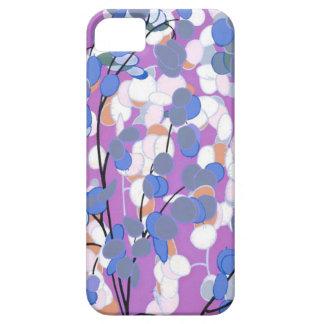 Retro Floral Design iPhone 5 Cases