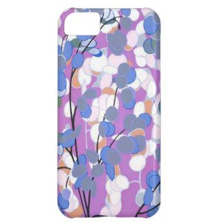 Retro Floral Design iPhone 5C Case