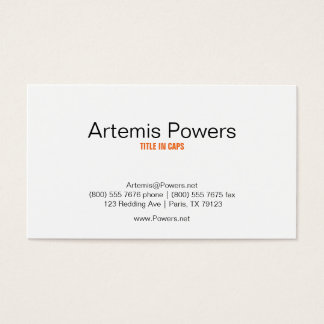 Retro Floral Diamond Pattern in blue and orange Business Card