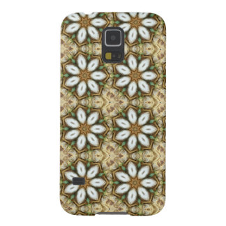 Retro Floral Galaxy S5 Covers