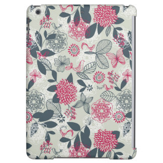 Retro Floral Pattern 2 2 iPad Air Case