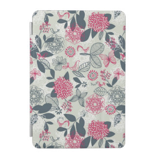 Retro Floral Pattern 2 2 iPad Mini Cover