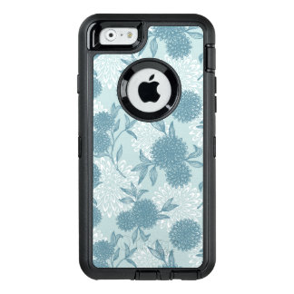 Retro Floral Pattern 2 2 OtterBox iPhone 6/6s Case