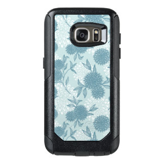 Retro Floral Pattern 2 2 OtterBox Samsung Galaxy S7 Case