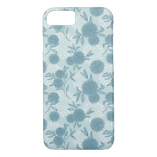 Retro Floral Pattern 2 iPhone 8/7 Case