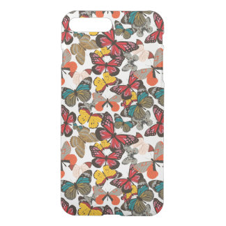Retro floral pattern 2 iPhone 8 plus/7 plus case