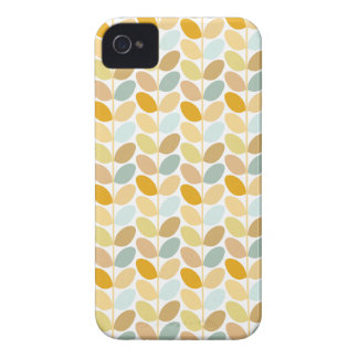 Retro Floral Patterned Case