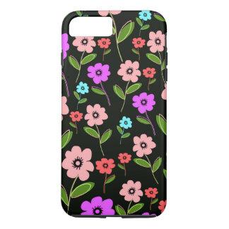 Retro Florals iPhone 8 Plus/7 Plus Case
