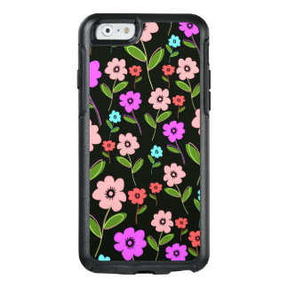 Retro Florals OtterBox iPhone 6/6s Case
