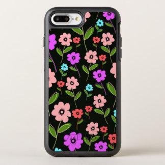 Retro Florals OtterBox Symmetry iPhone 8 Plus/7 Plus Case