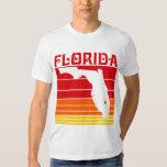 retro florida tee shirts