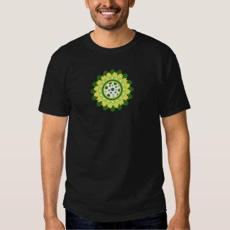 Retro Flower T Shirt