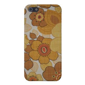 Retro Flowery iPhone 5 Cover