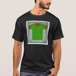Retro Football Jersey Cameroon T-Shirt