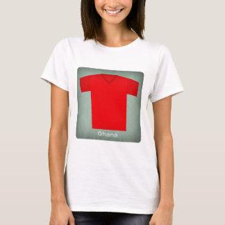 Retro Football Jersey Ghana T-Shirt