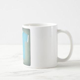 Retro Football Jersey Uruguay Coffee Mug
