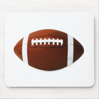 Retro Football Mouse Pad