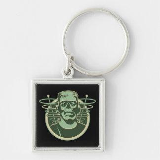 Retro Frankenstein Key Ring