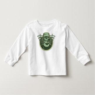 Retro Frankenstein Tee Shirts