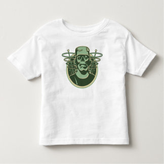 Retro Frankenstein T Shirt