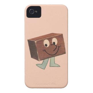 Retro Fudge Vintage Cartoon Candy Case Case-Mate iPhone 4 Cases