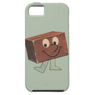 Retro Fudge Vintage Cartoon Candy Case Tough iPhone 5 Case