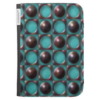 Retro Funky Abstract Art Case For The Kindle