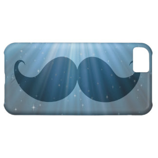 Retro Funky Mustache Moustache Stache iPhone 5C Case