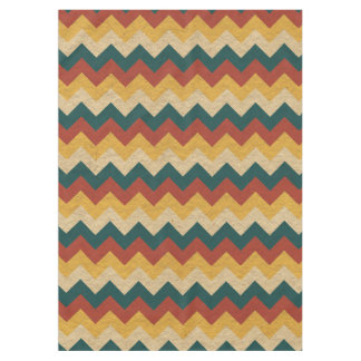 Retro Funky Trendy Pattern Tablecloth