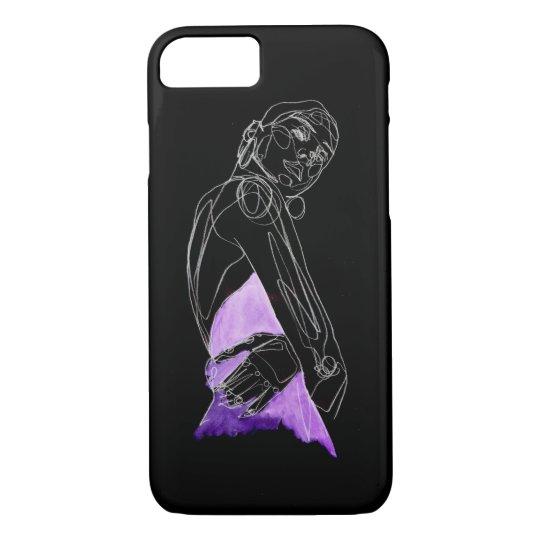 RETRO GAL iPhone 8/7 CASE
