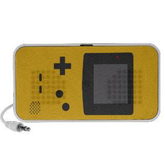 Retro game iPhone speaker