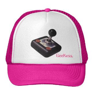 Retro GeeKess Gamer cap