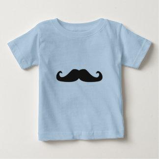 Retro gentelman mustaches hipsters t-shirt