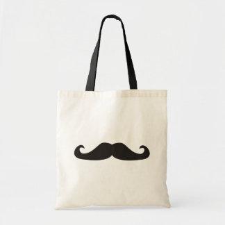 Retro gentelman mustaches illustration