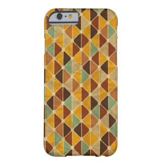 Retro geometric pattern 3 barely there iPhone 6 case
