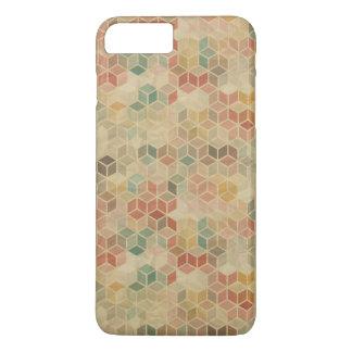 Retro geometric pattern 5 iPhone 8 plus/7 plus case