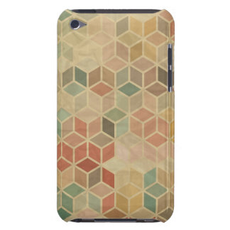 Retro geometric pattern 5 iPod touch Case-Mate case