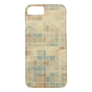 Retro geometric pattern iPhone 8/7 case