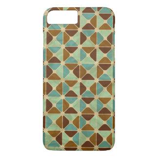 Retro geometric pattern iPhone 8 plus/7 plus case