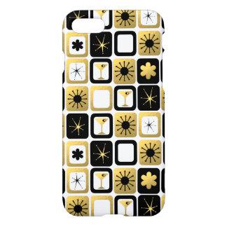 Retro Glamorous Gold iPhone 7 Case