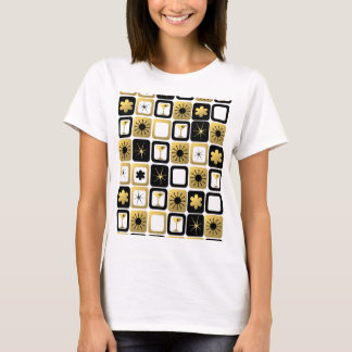 Retro Glamorous Gold T-Shirt