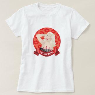 Retro Glamour Blonde Pinup Diva Tee Shirt