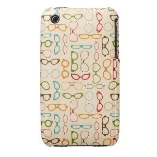 Retro glasses Case-Mate iPhone 3 case