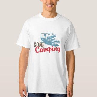 Retro Gone Camping T-Shirt