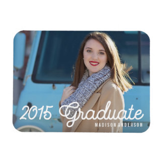 Retro | Graduation Magnet