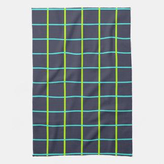 Retro Graphed GB Tea Towels